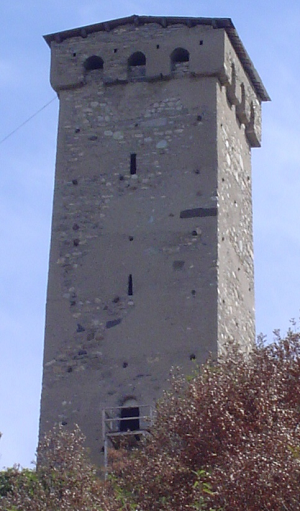 Svan tower